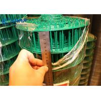 Buy cheap Customized Galvanised Mesh Panels High Precision Surface Passivation  Quick Installation from wholesalers