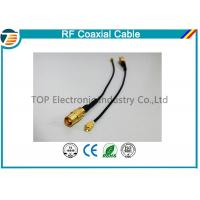 Buy cheap Right Angle RF Broadband Coaxial Cable Outdoor Coaxial Cable  For Car product
