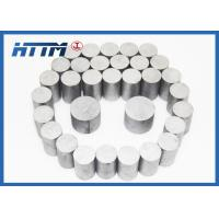 Buy cheap Cylinder Tungsten Carbide Plate with 10% cobalt content , TRS 3300 - 3500 MPa from wholesalers
