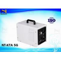 Buy cheap Air Cooling Commercial Ozone Generator Air Purifier For Room / Hotel / KTV from wholesalers