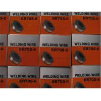 Buy cheap CO2 Gas Shielded MIG Mag Welding Wire (AWS ER70S-6 Welding Wire) from wholesalers