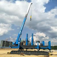 Buy cheap ZYC800 hydraulic pile  pile foundation machine for  the precast concrete pile with noise free and no vibration product
