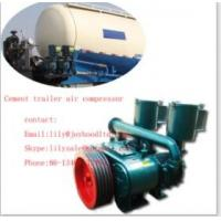 Buy cheap Professional 9cbm Seated Type air compressor bulk cement for Concrete Mixer Truck from Wholesalers