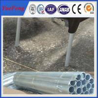 Buy cheap Aluminum pipe for furniture making chairs legs in the meeting room, Aluminium pipe connect from wholesalers