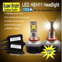 Buy cheap Factory price truck Offroad auto Car h8 led headlight bulbs from wholesalers