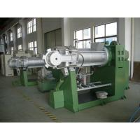 Buy cheap Single Screw Strainer Extruder For Soft / Semi Rigid PVC Plastic SJL-355 from wholesalers