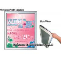 Buy cheap Energy Saving Ultra Thin LED Light Box With Double Sided Poster Frame from wholesalers