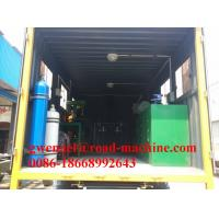Buy cheap Sinotruck Multifunctional Maintainging Truck WorkShop Truck With 336/371HP Engine from wholesalers