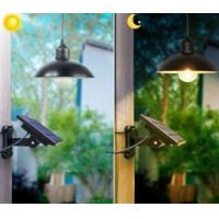 Buy cheap RETRO SOLAR SHED LIGHT HANGING LAMP FOR INDOOR OUTDOOR LIGHTING from wholesalers