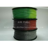 Buy cheap ABS PLA 3d printer filament color changed with temperature for Cubify and UP from wholesalers