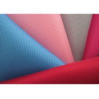 Buy cheap 1680d PVC Coated Polyester Mesh Fabric , Plastic Coated Fabric from wholesalers