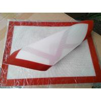 Buy cheap Food grade silpat baking mat customed nonstick silicone baking mat with private label product