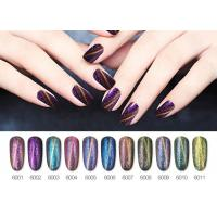 Buy cheap Charming Multi Color Chameleon Cat Eye Gel Nail Polish Fashionable product