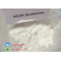 Buy cheap Fat Burning SARMs Steroid AICAR Acadesine for Muscle Endurance AMPK Activator from wholesalers