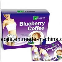 Buy cheap Leptin Blueberry Weight Loss Coffee Original Slimming Weight Loss Coffee from wholesalers