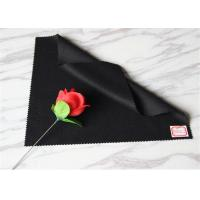 Buy cheap Bedding / Furniture / Jacket Twill Wool Fabric  Black Upholstery 150 CM Width Sturdy from wholesalers