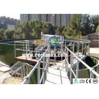 Buy cheap Chemical Storage Tanks for Dry Bulk and Liquid Engineering Project from wholesalers
