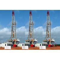 Buy cheap Skid Mounted Pile Drilling Machine With Driller House ZJ40/2250D 735kW from wholesalers