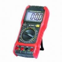 Buy cheap New Digital Multimeter with Large LCD Screen from wholesalers