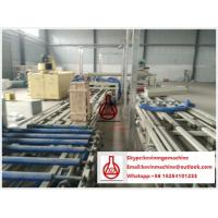 Buy cheap Wall Panel Forming Machine for 3 - 30 mm Thickness Fireproof MGO Wall Board from wholesalers
