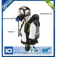 Buy cheap Intelligent Self Contained Breathing Apparatus With Radio Communication Mask from wholesalers