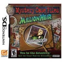 Buy cheap Mystery case files Million Heir Ds game from wholesalers
