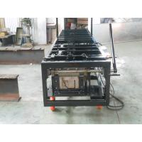 Buy cheap Roll Forming Seamless Gutter Machine High Speed Chain Transmission 16 Stations from wholesalers