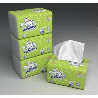 Buy cheap Plastic Bag Facial Tissue Paper from wholesalers