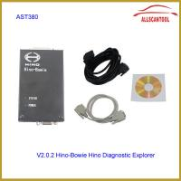 Buy cheap Heavy Duty Hino-Bowie Hino Diagnostic Explorer 2.0.2V Vehicle Diagnostic Scanner from wholesalers