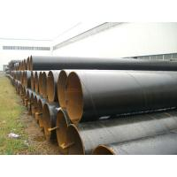 Buy cheap LSAW Carbon Steel Pipe API 5L Gr.A Gr. B X42 X46 X52 X56 S355JRH S355J2H from wholesalers