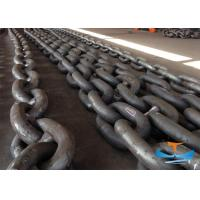 Buy cheap Offshore Mooring Anchor Chain Link R3, R3s, R4, Marine Mooring Chain from wholesalers