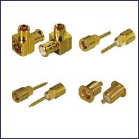China mcx rf coaxial connectors/mcx rf connector with sma rf connector on sale