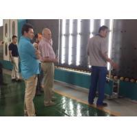 Automated Double Glazing Machinery , Hollow Glass Making Machine CE Certification