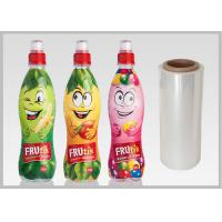 Buy cheap Polyester Heat Shrink Wrap Film / Stable Performance Shrink Film Packaging from wholesalers