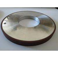 Buy cheap CBN grinding wheels for HSS grinding,1A1 Resin CBN grinding wheel from wholesalers