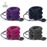 Buy cheap Top seller neck support inflatable cervical collar neck brace from China from wholesalers