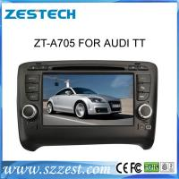 Buy cheap Best sellingTouch Screen Car Dvd With Gps Radio For Audi TT With GPS,3G Wifi Navigation,ipod,stereo,radio,usb,BT from wholesalers
