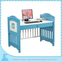 Buy cheap Bule / Yellow Adjustable Game Bed Bady Bed Rails Continental  School / Home from wholesalers