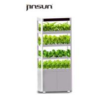 Buy cheap 190W Four Layer Intelligent LED Grow Cabinet / Hydroponics Grow Cabinet For Home / Office from wholesalers