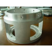Buy cheap A356-T6 Sand Casting Aluminum Ra12 Roughness DIN BS Standards Easy Stripping from wholesalers
