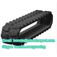 Buy cheap Agricultural rubber track & for combine harvester, size as below from wholesalers