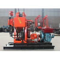 Buy cheap 200m Depth Core Drill Rig Electric Power For Surface Exploration ISO Standard from wholesalers