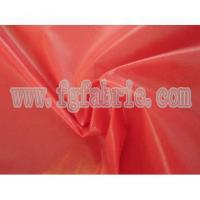 Buy cheap 40D microfiber nylon fabric with waterproof face pu for down jackets SF-035 product