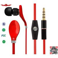 Buy cheap Hot Selling Colorful High Qualirty Noise Canceling Wired Earphone For Iphone HD Sound from wholesalers