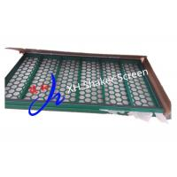 Buy cheap Steel Frame Type King Cobra Brandt Shaker Screens For Offshore Waste Management from wholesalers