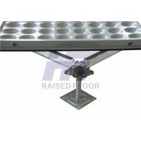 Buy cheap Modern Computer Room Anti Static Raised Floor Snap - On Stringer Type from wholesalers