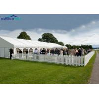 Buy cheap High Strength Aluminum Wedding Party Marquee White Wedding Tent from wholesalers