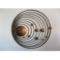 Buy cheap Laser Cut Contemporary Metal Wall Art Sculpture For Modern Home Decoration from wholesalers
