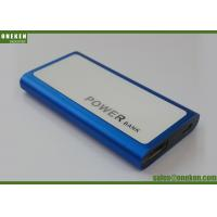 Buy cheap Cute Super Slim Power Bank 11 * 42 * 81mm , 2000mAh Portable Cellphone Charger from wholesalers