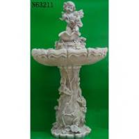 Buy cheap polyresin water fountain from wholesalers